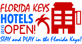 Hotels are OPEN! Stay and play in the Florida Keys!